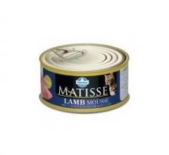 Matisse Lamb Mousse 85 гр мусс для кошек с ягненком Farmina
