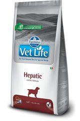 Vet Life Dog Hephatic 12 Кг Диета Для Собак При Болезни Печени и Печеночной Недостаточности Farmina
