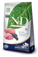 N&D Grain Free Dog Lamb & Blueberry Adult 2,5 Кг Беззерновой Для Взрослых Собак Ягненок С Черникой Farmina