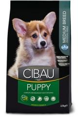 Cibau Puppy Medium 2.5 Кг Для Щенков Farmina
