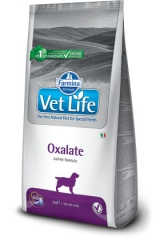 Vet Life Dog Oxalate 2 Кг Диета Для Собак При Мочекаменной Болезни Farmina