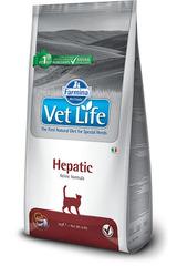 Vet Life Cat Hephatic 2 Кг Диета Для Кошек При Болезни Печени и Печеночной Недостаточности Farmina