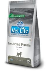 Vet Life Cat Neutered Female 400 Гр Для Стерилизованных Кошек Farmina