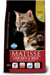 Matisse Chicken & Rice 400 Гр Курица И Рис Farmina
